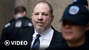 Condenaron a Harvey Weinstein a 23 años de prisión