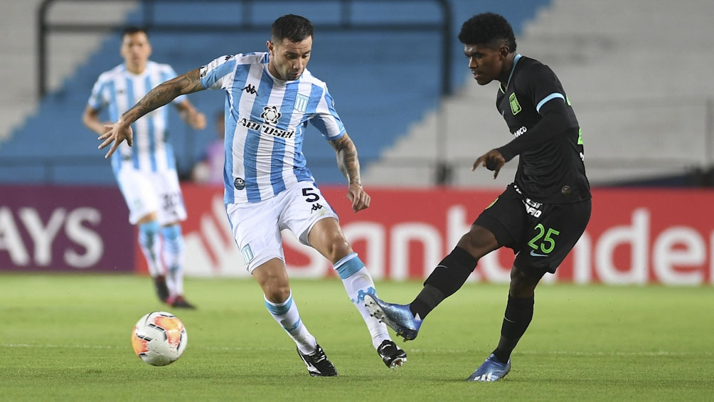 Racing lleva dos victorias en la Copa Libertadores