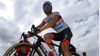 El ciclista Maximiliano RIcheze dio positivo.