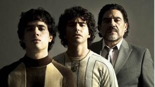"""""""Diego nos representa en las bondades y las miserias"""", dicen los guionistas de la serie"""
