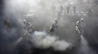 Irán confirmó más de 1.400 nuevos casos y ya pasó los 1.800 muertos