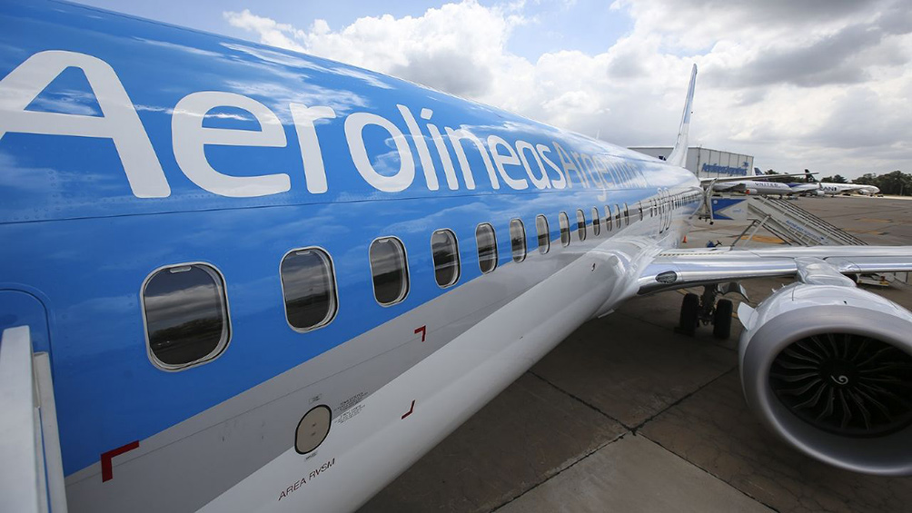 Infografía: los vuelos de Aerolíneas para traer argentinos e insumos médicos
