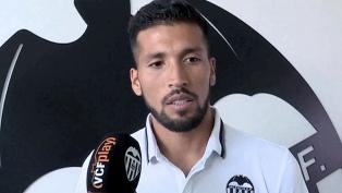 Valencia se defendió de las acusaciones de Ezequiel Garay