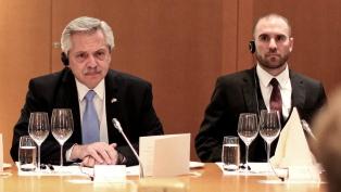 """El Presidente se reúne con Guzmán para definir un """"menú"""" de medidas económicas"""