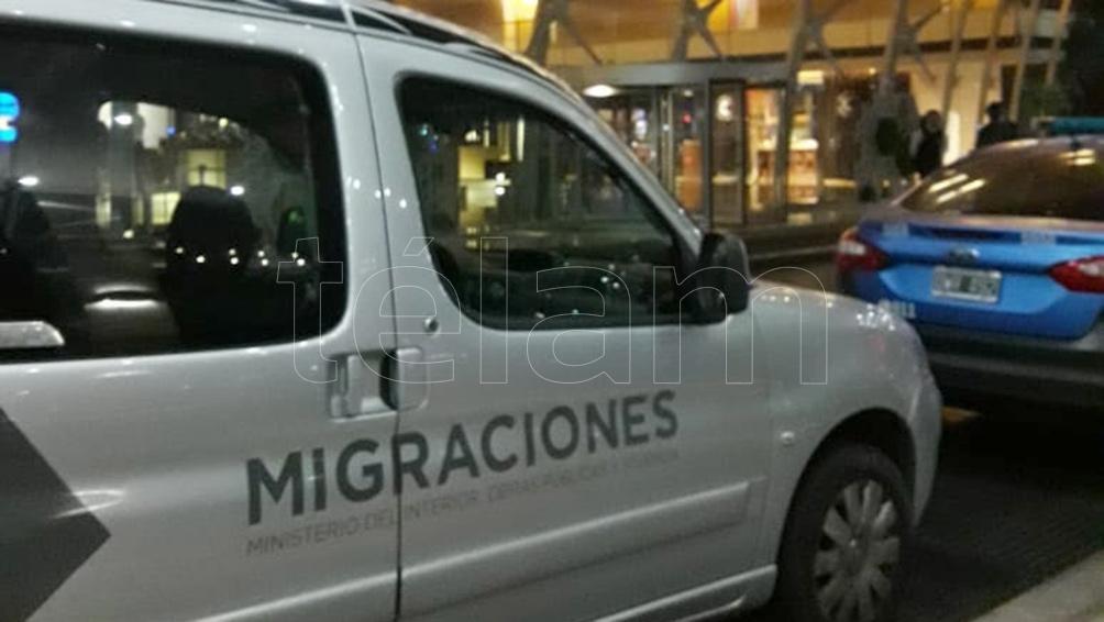 Los controles de Migraciones se desarrollaron en CABA, en Buenos Aires, Santa Fe, Chubut, Mendoza, La Rioja, Corrientes, Jujuy y Salta.