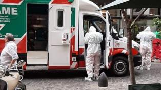 Coronavirus en la ciudad de Buenos Aires: bajan los casos pero sube la letalidad en los reportes