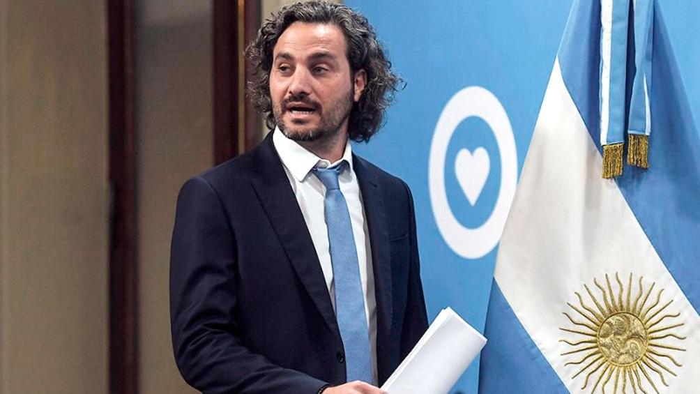 Santiago Cafiero habló en FM Urbana 104.3.