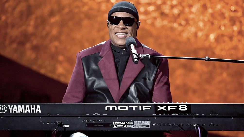 Stevie Wonder, uno de los más sorprendidos por el accionar de Trump.