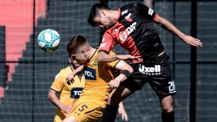 """Central recibe a Colón en otro partido de """"seis puntos"""""""