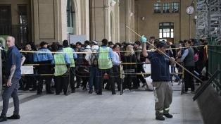 Quejas de usuarios del tren Roca por reducción del servicio en medio de la pandemia