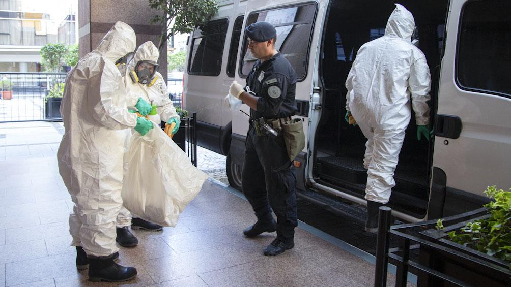 Cómo es el operativo para descentralizar el diagnóstico de coronavirus que hace el Malbrán