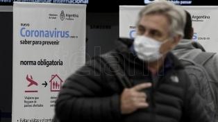 """Carignano: """"Se privilegia la actividad interna y a los argentinos que se tienen que vacunar"""""""
