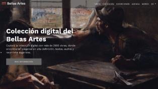 Bibliotecas y museos hacen una amplia oferta online para el aislamiento