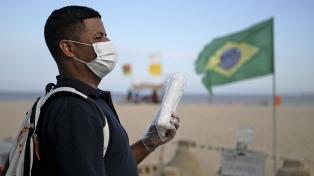 Brasil y Uruguay cerraron sus frontera por 30 días