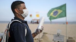 Anuncian otros seis muertos en San Pablo y se eleva a 18 la cifra de fallecidos en Brasil