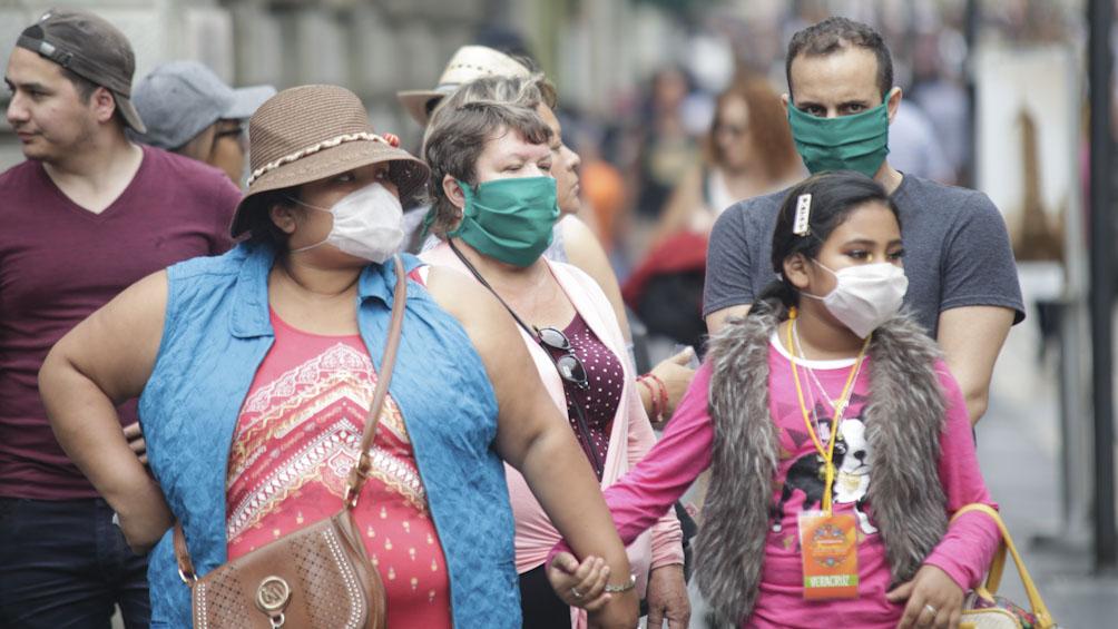 México informó tres casos de bebés contagiados por coronavirus