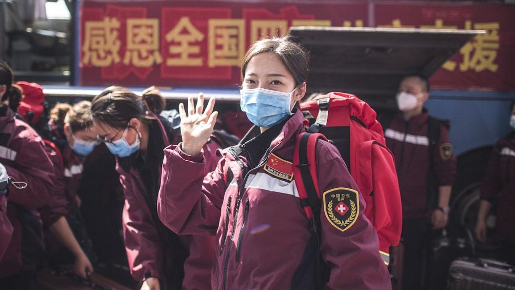 A un año, China parece tener bajo control su propagación.