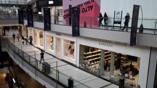 """Afirman que los comercios de los shoppings están en """"un estado muy delicado"""""""