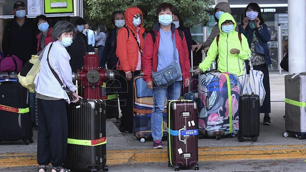 Autorización de vuelos internacionales presentados por las diferentes compañías aéreas que operan en el país.