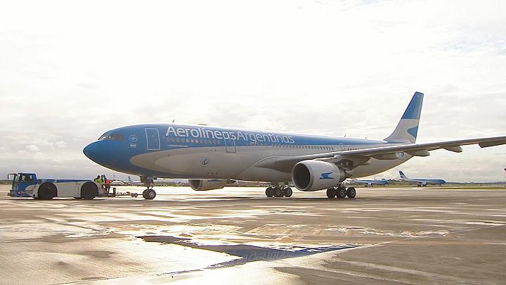 Aerolíneas realiza tres nuevos vuelos especiales a Brasil para el regreso de argentinos