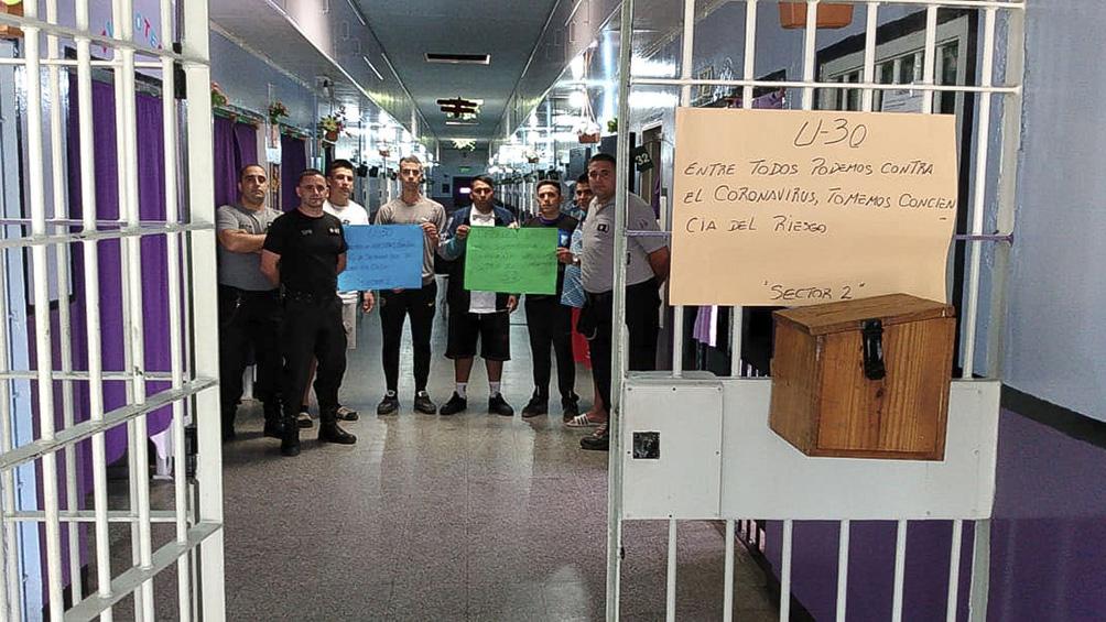 Conte Grand afirmó que los presos de máxima peligrosidad no van a salir