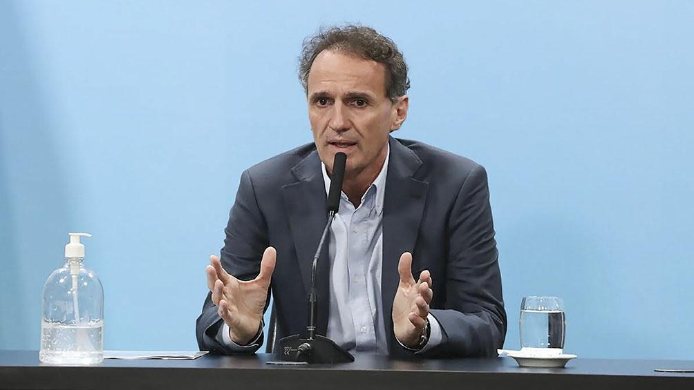 Katopodis dijo que la crisis económica es muy grave