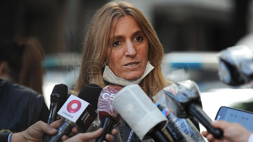 Carignano destacó la actitud de la canciller alemana Angela Merkel, quien anunció un confinamiento estricto por seis días en su país.