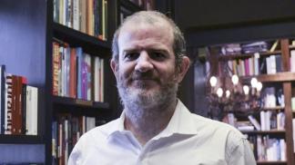 Santiago Llach, escritor y creador del Mundial de Escritura