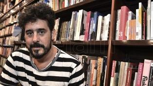 Santiago Craig lanzó un taller literario gratuito para mayores de 60 años