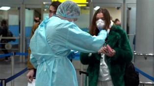 Rusia supera los 2300 contagios y hay 17 víctimas fatales