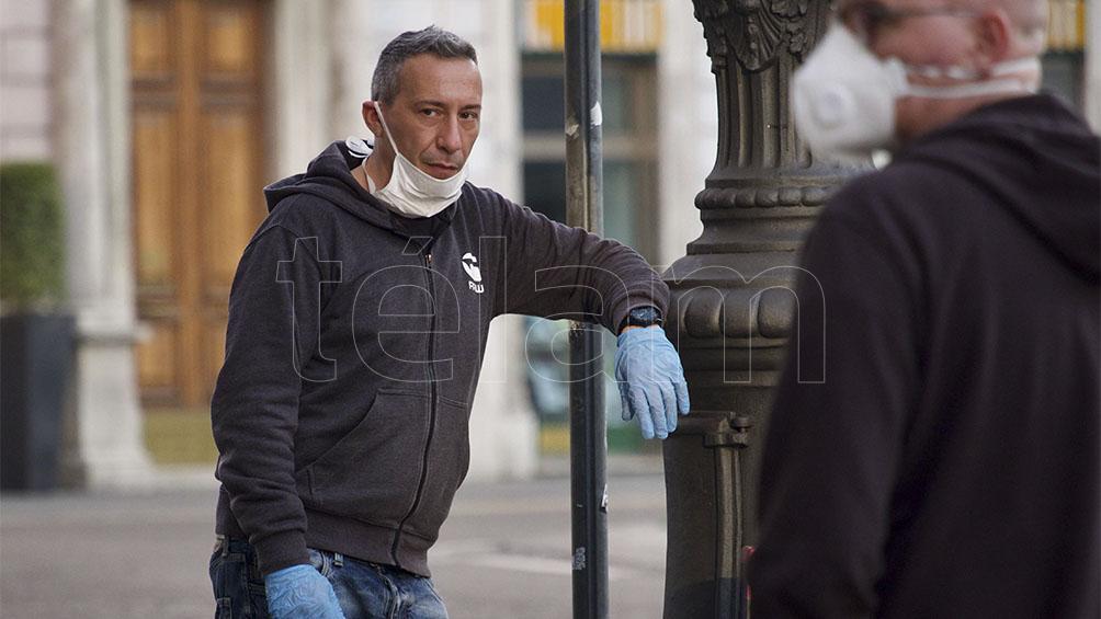 Nuevo récord en Italia: 793 nuevas víctimas con coronavirus en un día