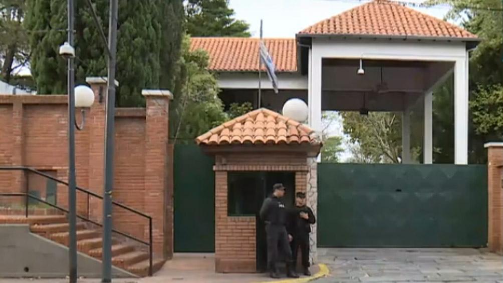 Durante el gobierno de Macri, la quinta presidencial de Olivos era frecuentada por varios integrantes del Poder Judicial, como los jueces Gustavo Hornos y Mariano Borinsky.