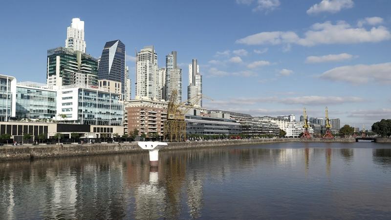 Martes con algunas nubes y una máxima de 34 grados en la ciudad de Buenos Aires y alrededores