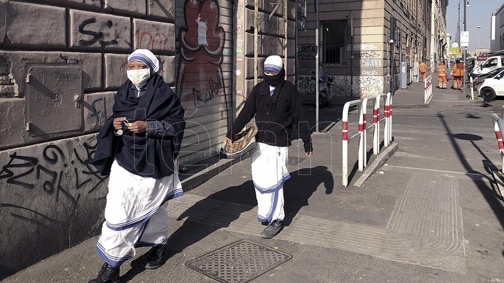 En Italia creen que los casos podrían doblar los declarados
