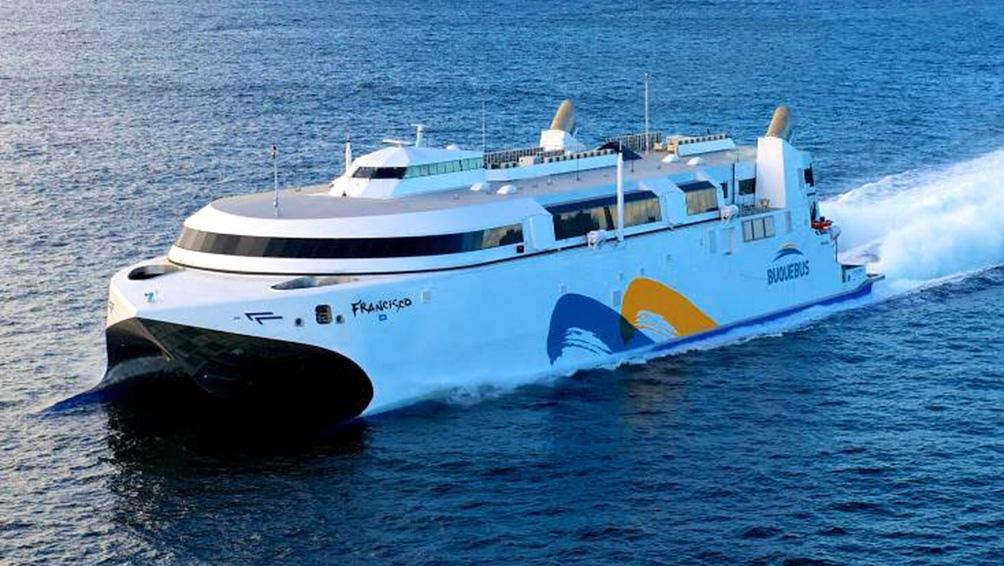 La vía marítima también será una de las formas de acceso al país