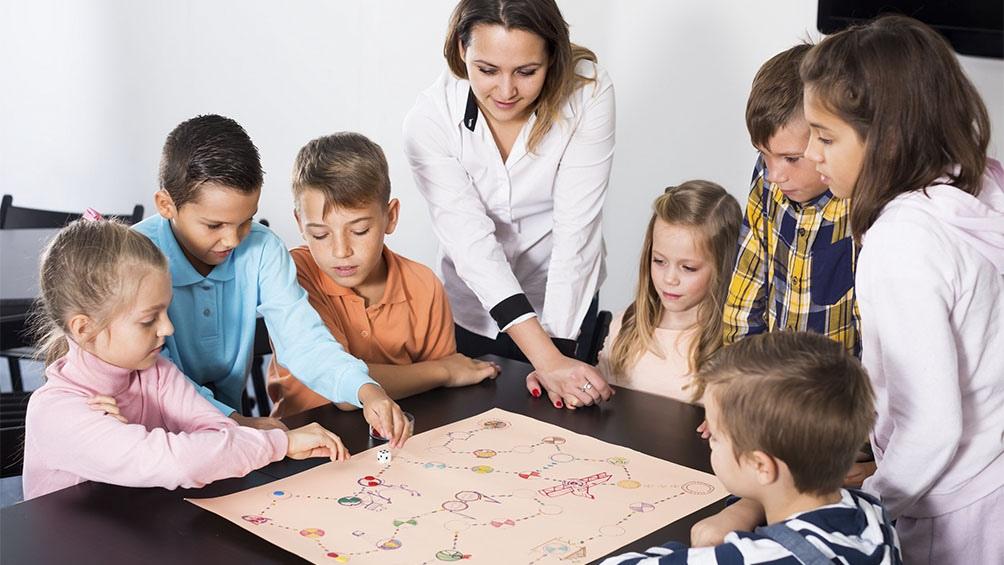 """El """"Estudio sobre el efecto en la salud mental de niños, niñas, adolescentes por COVID-19"""" destacó la importancia de jugar."""