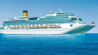 Despegaron rumbo a Buenos Aires los argentinos que estaban varados en un crucero