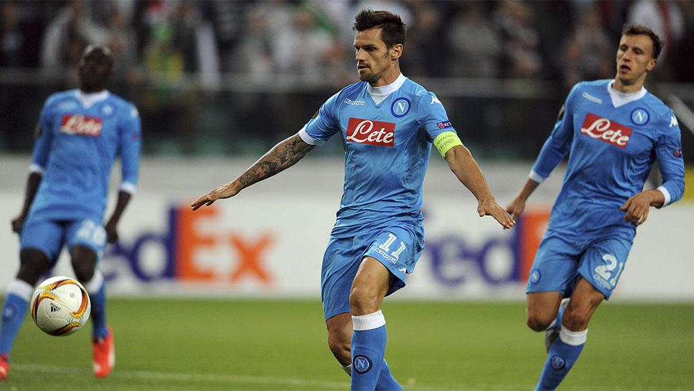 Napoli regresará a los entrenamientos el próximo miércoles