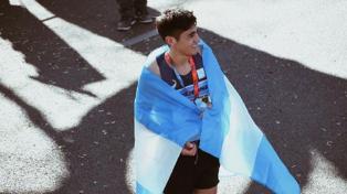 """Eulalio Muñoz es primer deportista argentino que dice """"no"""" a la realización de los JJ.OO."""