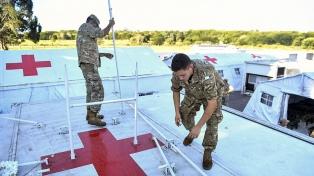 Los militares cumplieron roles de control y tareas logísticas durante la pandemia