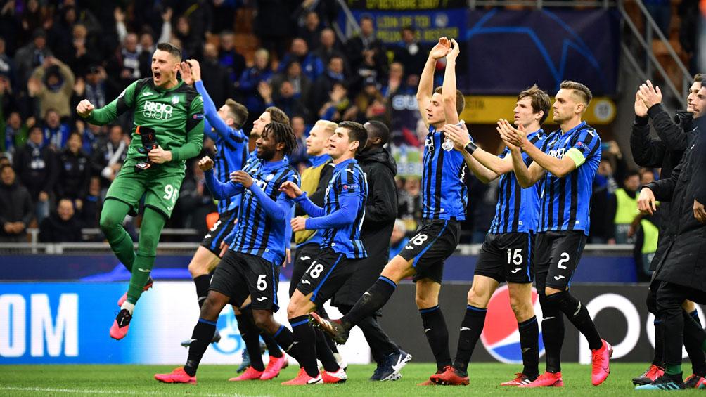 Sospechan que el partido Atalanta-Valencia por la Champions pudo ser el
