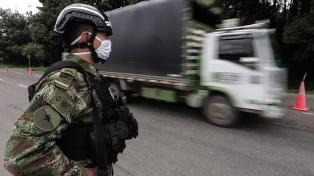 Colombia extendió el cierre de las fronteras terrestres y fluviales