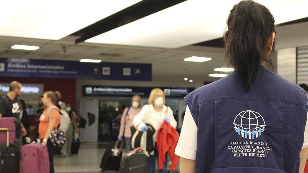 Ezeiza será uno de los aeropuertos que estará operativo.