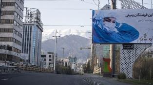 Irán supera los 60.000 casos pero confirma la tendencia descendente de contagios