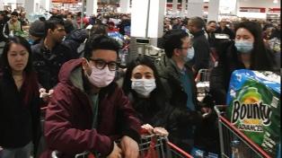 Coronavirus: el estado de Nueva York ya supera los 20.000 contagios y suma 157 muertos