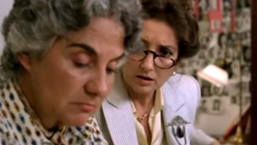 La historia oficial se estrenó en 1985 y un año después ganó el Oscar.