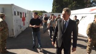 """Rossi: """"El caso argentino se mira en todo el mundo por los resultados de las medidas tomadas"""""""