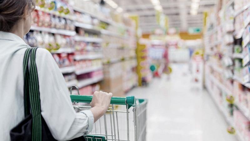 Las ventas en supermercados bajaron 1,1% interanual en noviembre