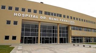 Espinoza estimó que en 40 días abrirá el hospital Favaloro