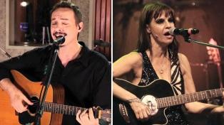 Pedro Aznar y Fabiana Cantilo se suman a la modalidad de conciertos por streaming